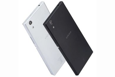 Sony presenta los smartphones Xperia R