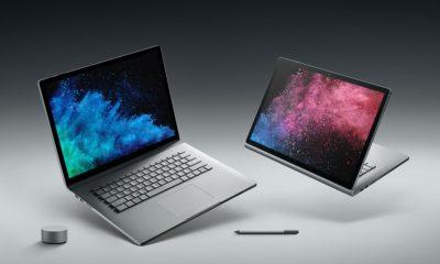 Un vistazo a fondo al Surface Book 2 en vídeo, así es su nueva bisagra 68