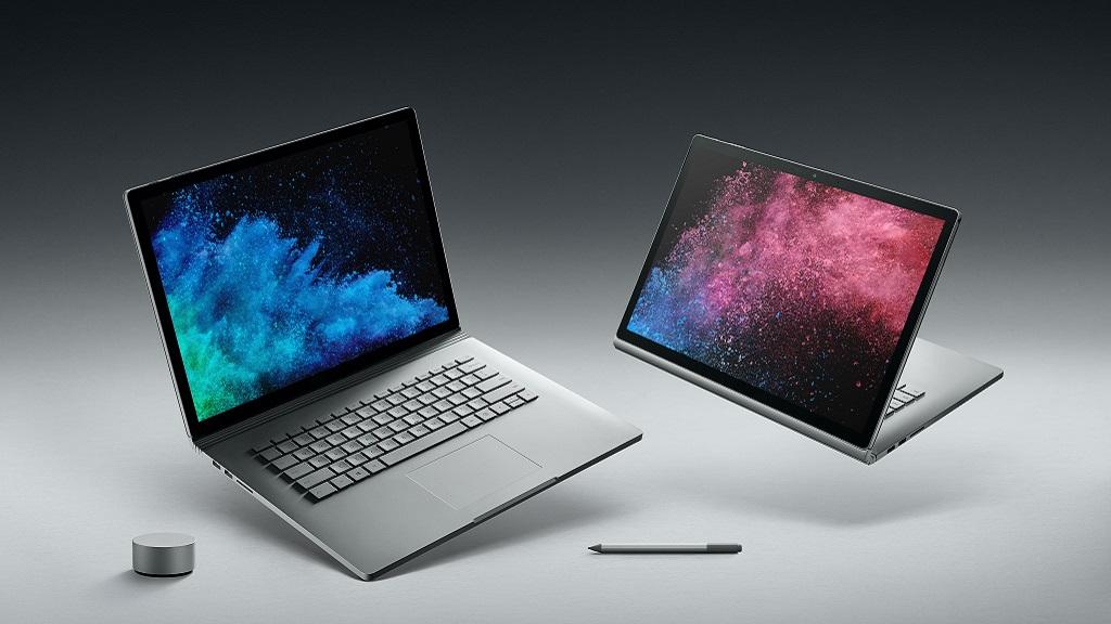 Un vistazo a fondo al Surface Book 2 en vídeo, así es su nueva bisagra 32