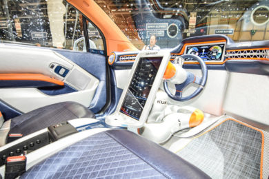 Los coches autónomos de nivel 5 consumen mucha energía, y es un problema