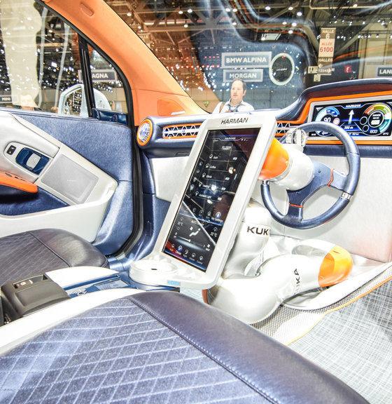 Los coches autónomos de nivel 5 consumen mucha energía, y es un problema 31