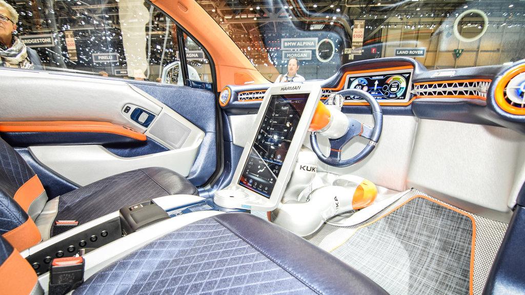Los coches autónomos de nivel 5 consumen mucha energía, y es un problema 29