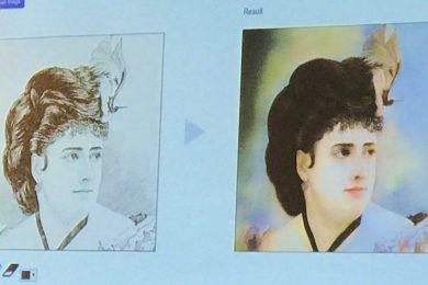 Adobe tiene una IA que puede dar color a retratos en blanco y negro
