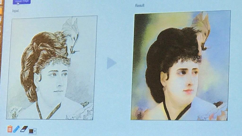 Adobe tiene una IA que puede dar color a retratos en blanco y negro 29