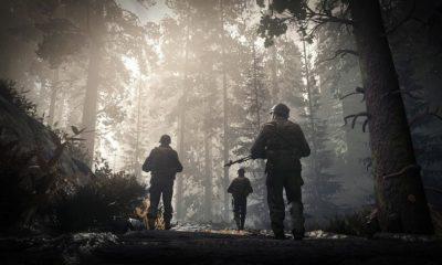 Prueba de rendimiento de Call of Duty WWII beta en PC 53