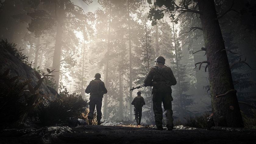 Prueba de rendimiento de Call of Duty WWII beta en PC 29