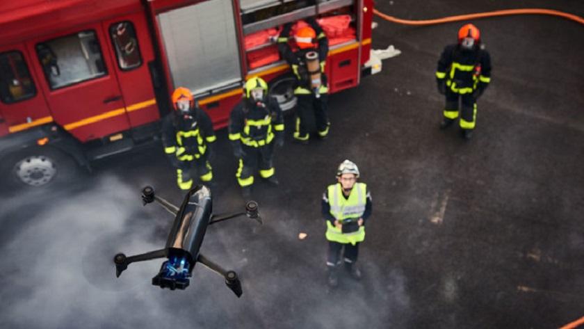 Parrot desarrolla drones para bomberos y granjeros 29