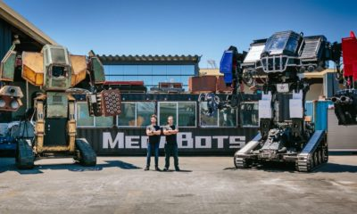 El duelo de robots entre Japón y Estados Unidos ya tiene fecha 77