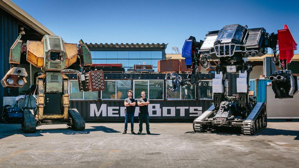 El duelo de robots entre Japón y Estados Unidos ya tiene fecha 32