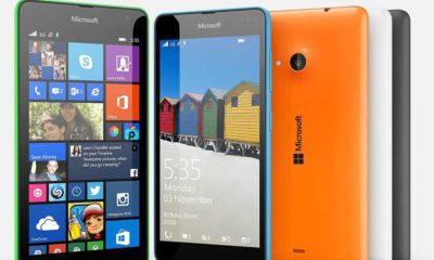 El Lumia 535 es el modelo con Windows 10 Mobile más utilizado 29