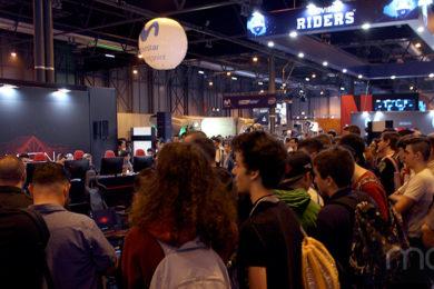 Un vistazo a la Madrid Gaming Experience