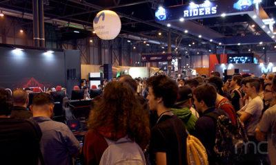Un vistazo a la Madrid Gaming Experience 29