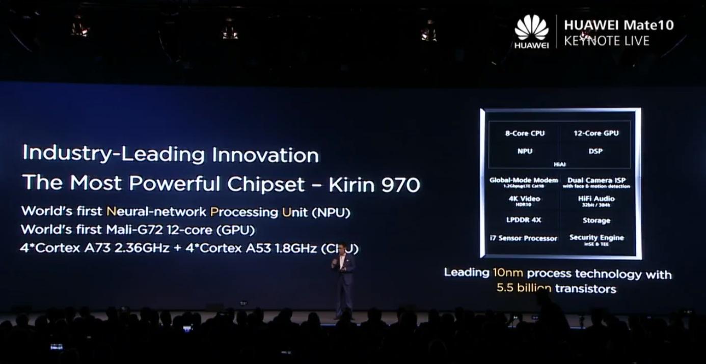 Nuevos Huawei Mate 10, especificaciones y precios 44