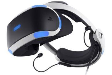 Sony anuncia nuevo kit PlayStation VR mejorado