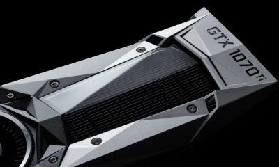 NVIDIA anuncia la GTX 1070 TI, especificaciones 91