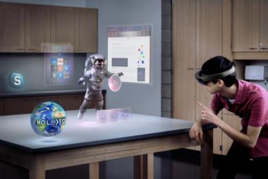 Microsoft anuncia la era de la realidad mixta, no te pierdas la presentación