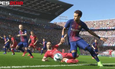 ¡PES ha vuelto! Tiembla, FIFA 74