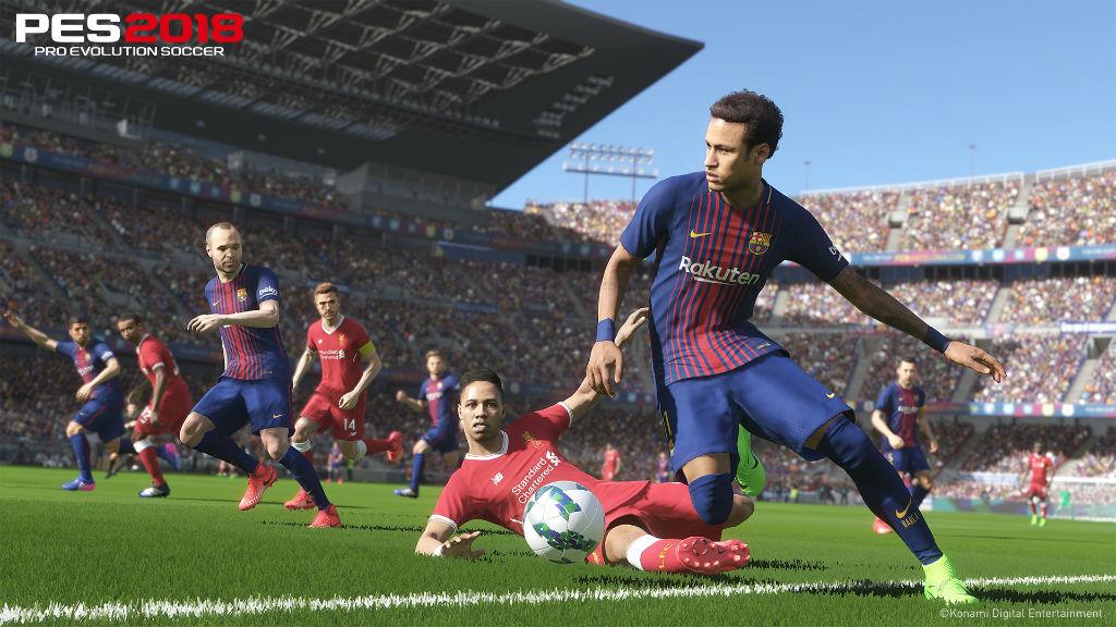 ¡PES ha vuelto! Tiembla, FIFA 31