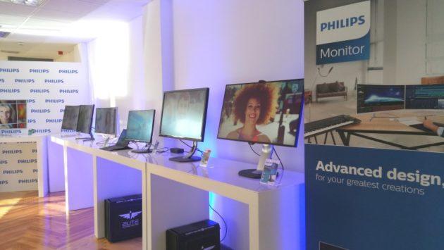 Philips y AOC, dispuestos a liderar el mercado español de monitores 34
