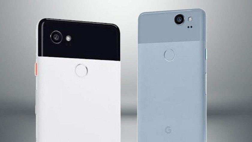 Prueba de resistencia del Google Pixel 2, no sale bien parado