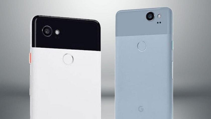 Prueba de resistencia del Google Pixel 2, no sale bien parado 32