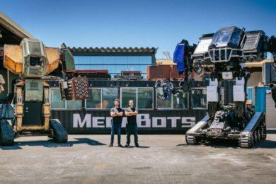 Disfruta en vídeo del combate de robots gigantes entre Japón y Estados Unidos