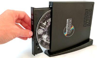 Así es Sedi, un sistema retro con lector de CD que puede mover juegos de diferentes consolas 86