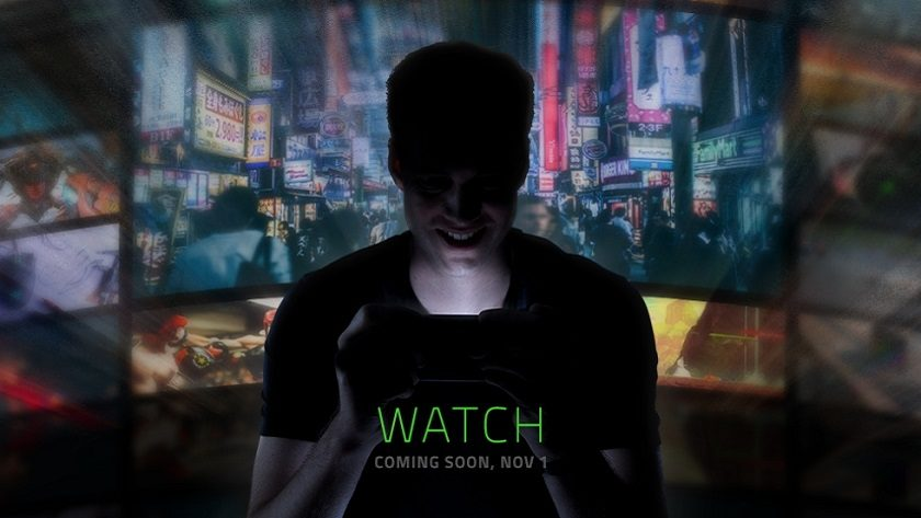 Razer presentará su smartphone para juegos el 1 de noviembre