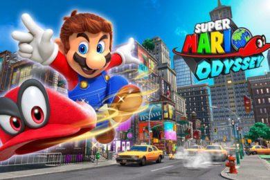 Super Mario Odyssey tiene una pinta alucinante