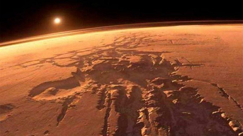Nuevo estudio refuerza la posible existencia de vida en Marte