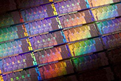 Intel quiere una alta tasa de chips funcionales por oblea para saltar a los 10 nm
