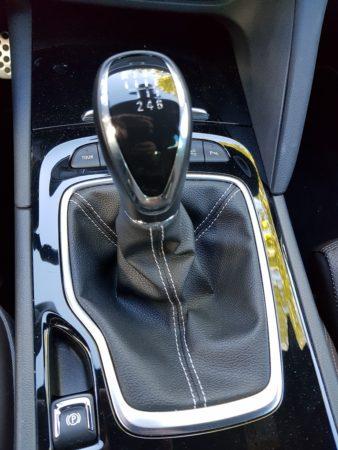 Opel Insignia 2017, agazapado 48