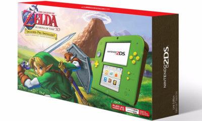 2DS Zelda