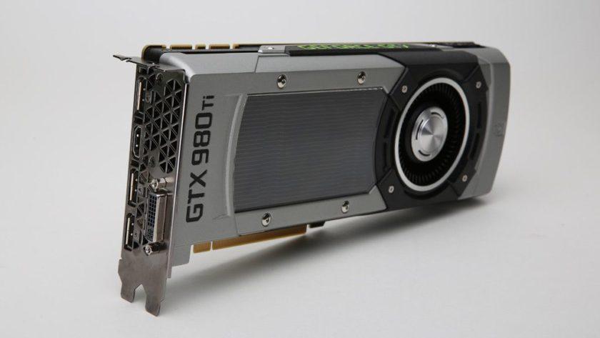 La GTX 980 TI logra superar a la GTX 1070 TI en algunos juegos actuales