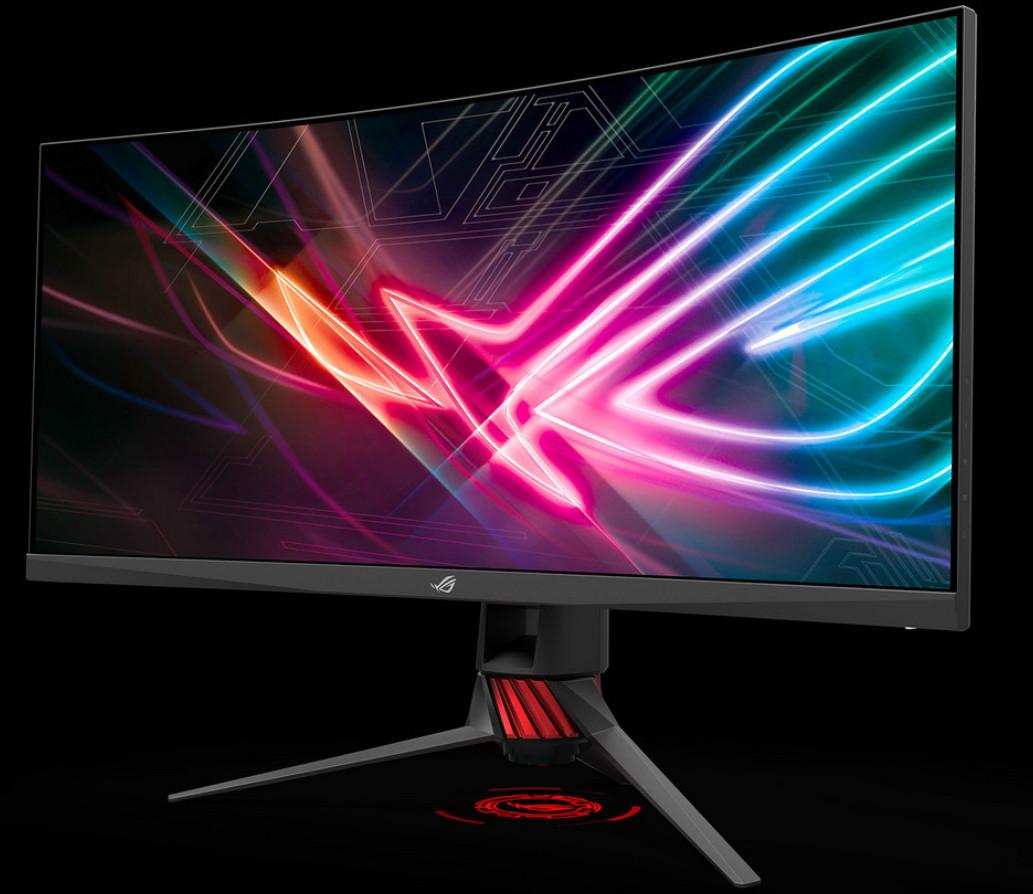 ASUS XG35VQ, un monitor enorme 21:9 y 100 Hz 32