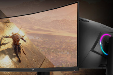 ASUS anuncia el monitor para juegos, ROG Strix XG32VQ