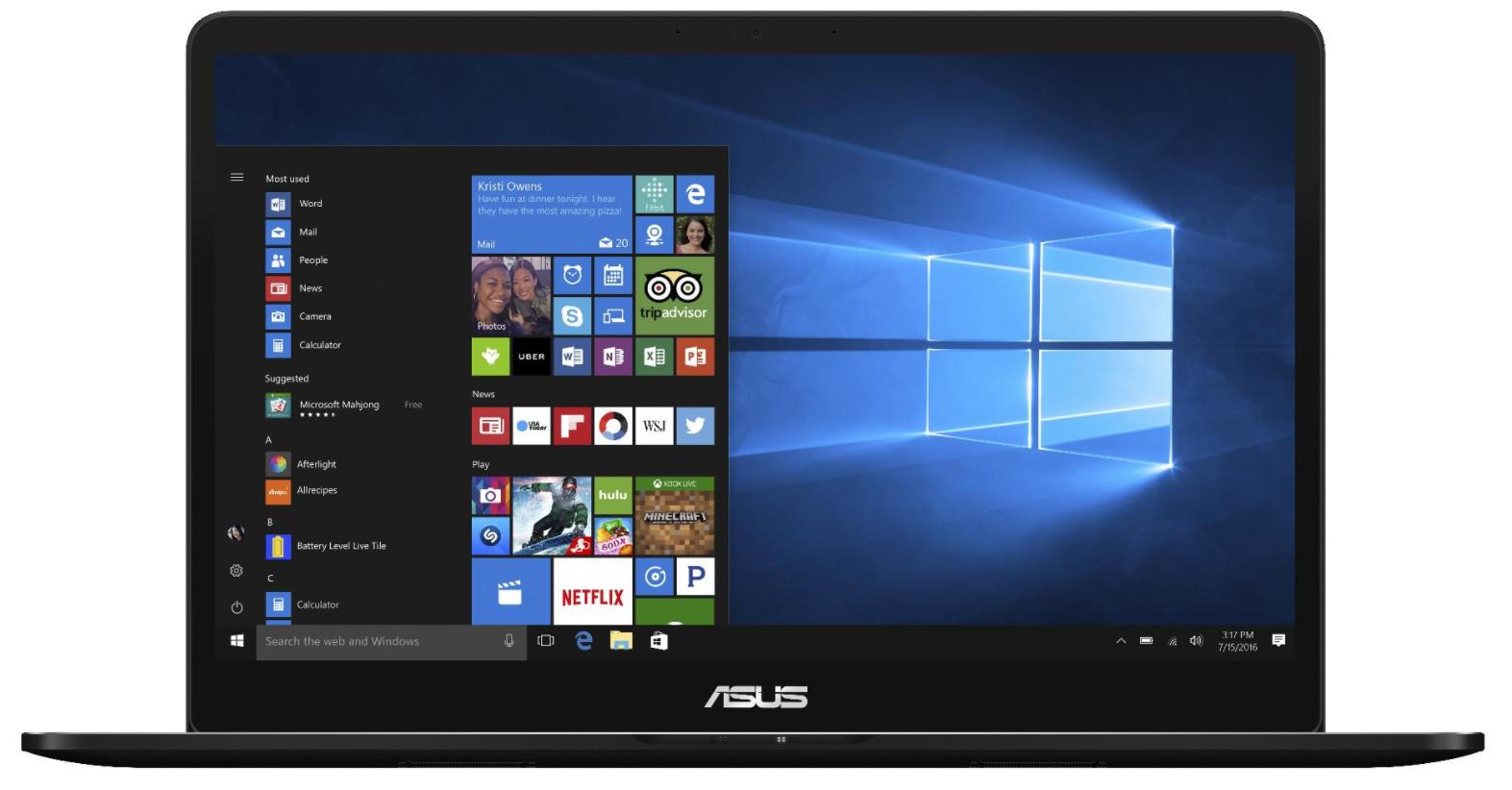 ASUS comercializa en España el ZenBook Pro 41