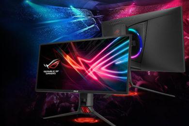 ASUS presenta un monitor para eSports con 240 Hz