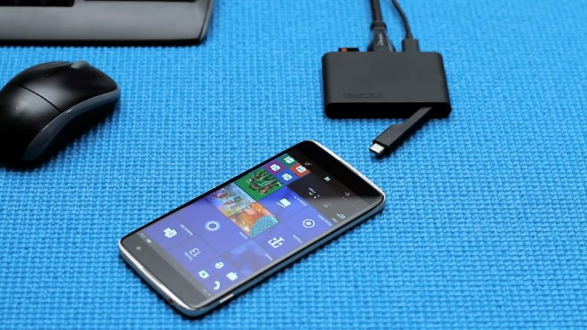 "Alcatel IDOL 4S; un ""superphone"" con Windows 10 Mobile a precio de saldo"