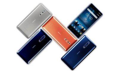 Android O para los nuevos Nokia terminado, lanzamiento inminente 109