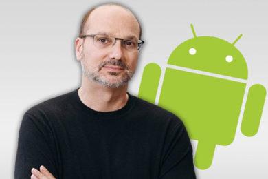 ¿Despidió Google al creador de Android? Actualización: Rubin dice adiós a Essential