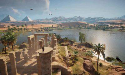 Assassin's Creed Origins no ha sido pirateado todavía, ¿por qué? 32