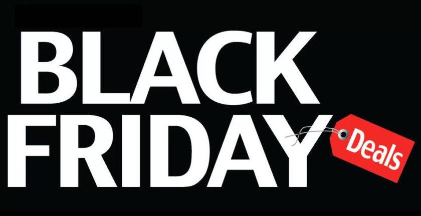 Jueves de Black Friday 2017 ¡Ofertones en consolas y Gaming!