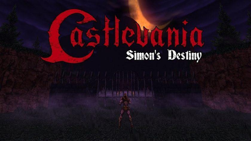 Ya puedes descargar gratis Castlevania: Simon's Destiny 29