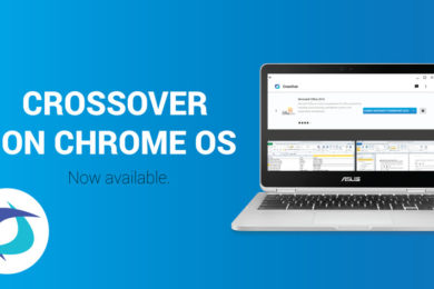 CrossOver para Chrome OS permite ejecutar aplicaciones Windows en Chromebooks