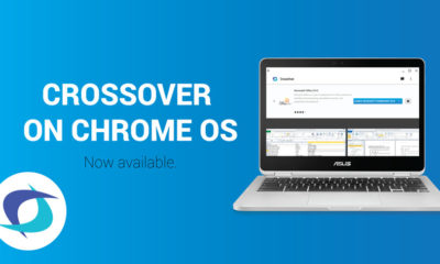 CrossOver para Chrome OS