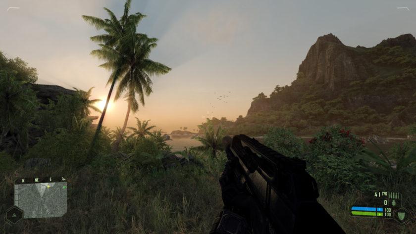 Crysis cumple 10 años y su calidad gráfica sigue impresionando