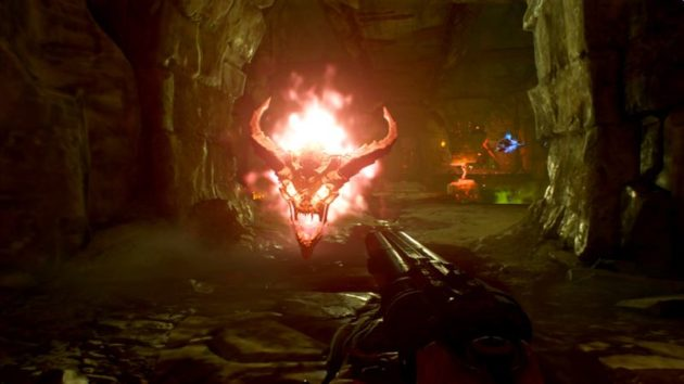 DOOM para Nintendo Switch, análisis 39