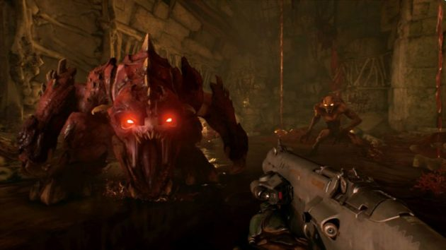DOOM para Nintendo Switch, análisis 37