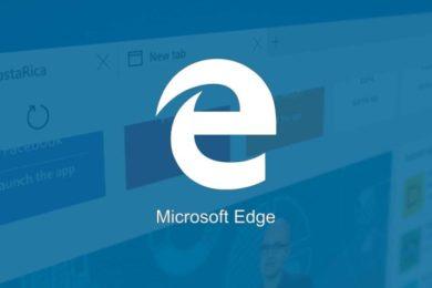 Un empleado de Microsoft instala Chrome en una presentación al fallar Edge
